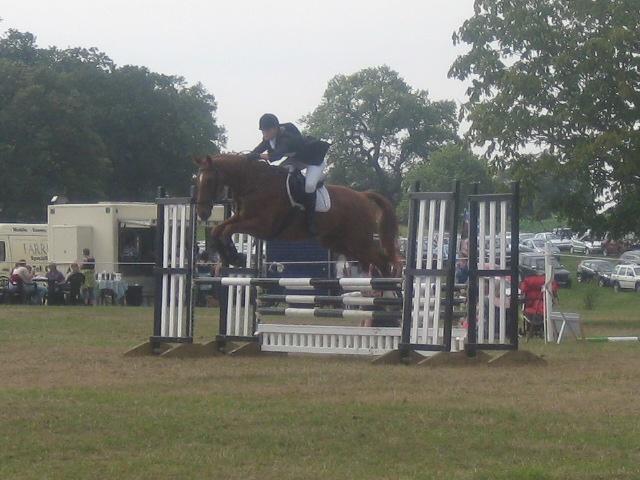 jas jumping